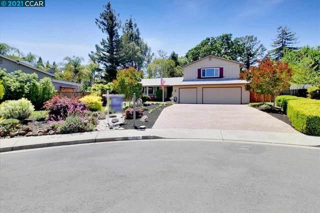 2567 Shadow Mountain Dr, San Ramon, CA 94583 (#40947960) :: The Venema Homes Team