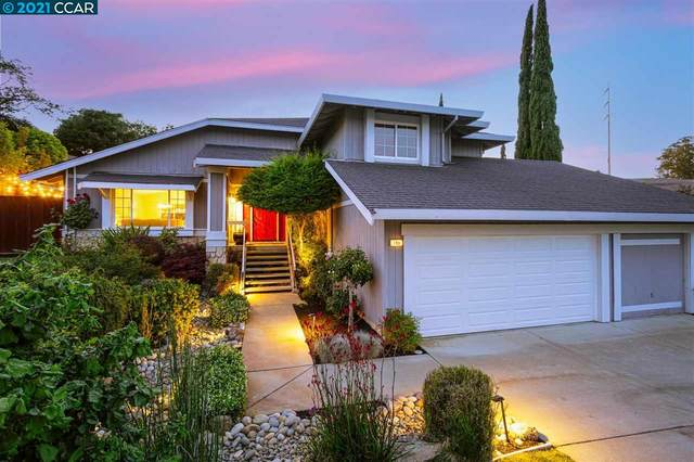 109 Bramblewood Ln, Pleasant Hill, CA 94523 (#40948342) :: The Venema Homes Team