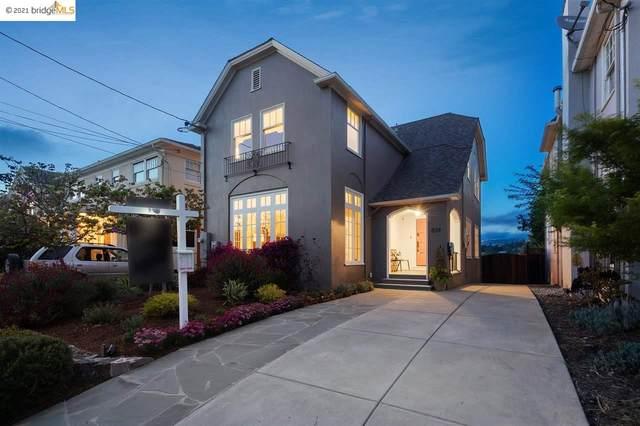 834 Calmar Avenue, Oakland, CA 94610 (#40948408) :: RE/MAX Accord (DRE# 01491373)