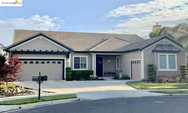 713 Iris Ct, Brentwood, CA 94513 (#40948530) :: The Lucas Group