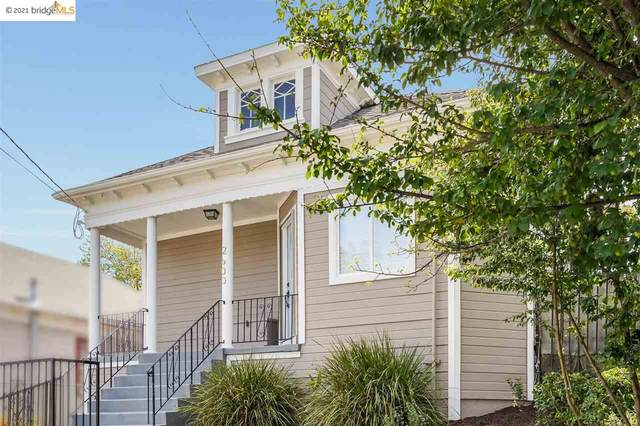 2600 26th Ave, Oakland, CA 94601 (#40948596) :: MPT Property