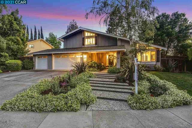 157 Firestone Dr, Walnut Creek, CA 94598 (#40948725) :: Blue Line Property Group