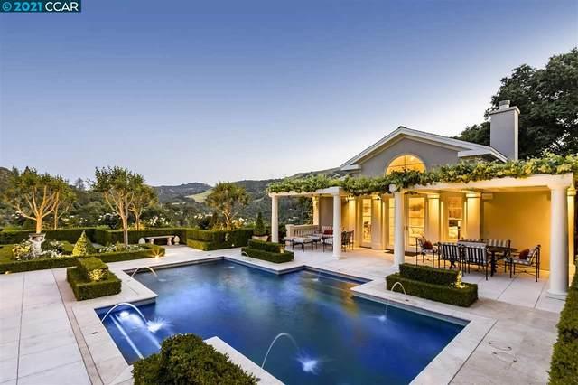 362 Camino Sobrante, Orinda, CA 94563 (#40949168) :: Realty World Property Network
