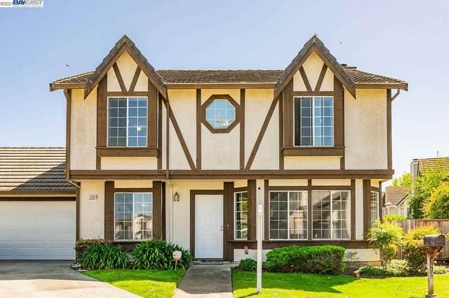 5468 Dekker Ter, Fremont, CA 94555 (#40949298) :: Swanson Real Estate Team | Keller Williams Tri-Valley Realty