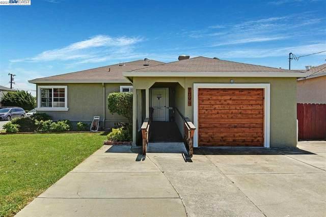 1099 Grace St, San Leandro, CA 94578 (#40949316) :: The Grubb Company
