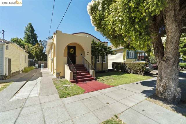 1306 Carrison St, Berkeley, CA 94702 (#40949892) :: Swanson Real Estate Team | Keller Williams Tri-Valley Realty