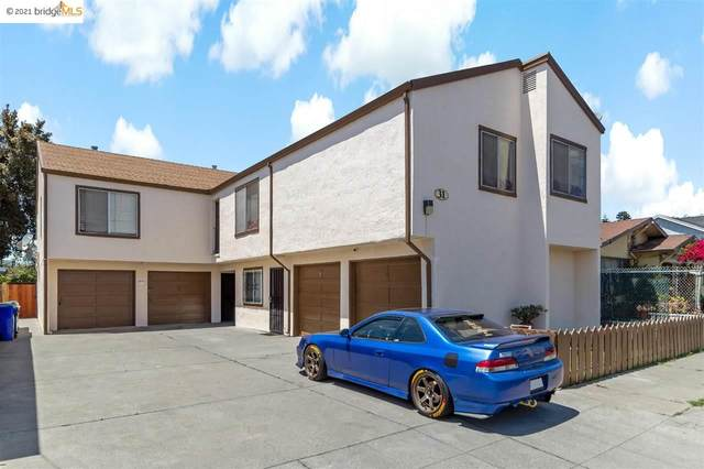 31 13Th St, Richmond, CA 94801 (#40949946) :: MPT Property