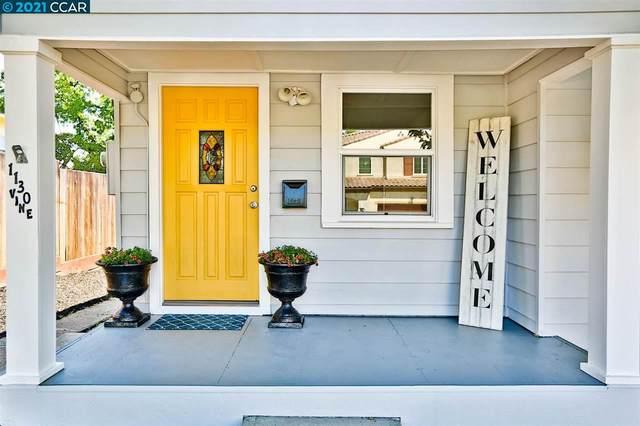 1130 Vine Ave, Martinez, CA 94553 (#40950055) :: Blue Line Property Group