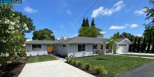 40 Iris Ln, Walnut Creek, CA 94595 (#40950195) :: The Lucas Group