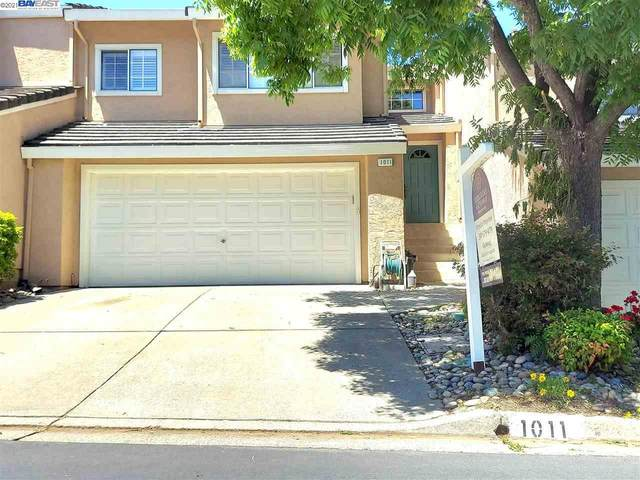 1011 Pinehurst Ct, Concord, CA 94521 (#40950320) :: The Lucas Group