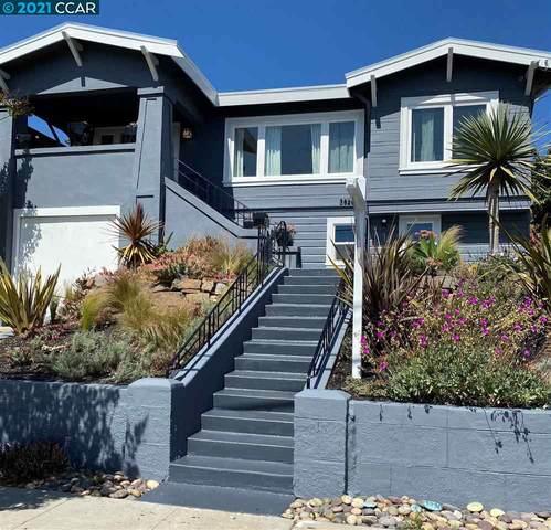 3826 Wisconsin St, Oakland, CA 94619 (#40951246) :: MPT Property