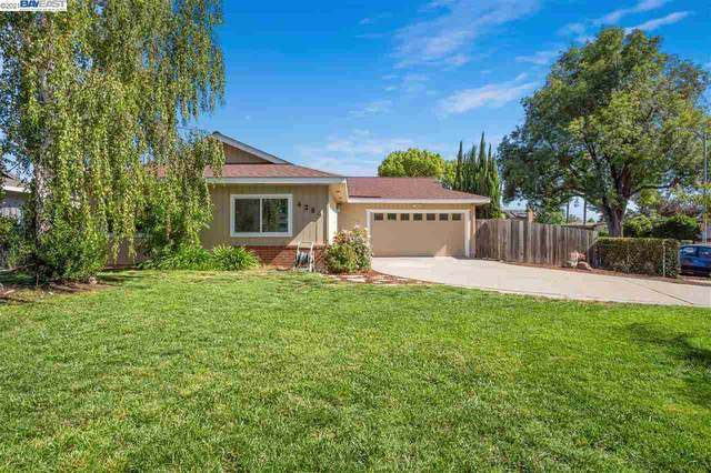 4384 Cherrywood Ave, Fremont, CA 94538 (#40951699) :: MPT Property