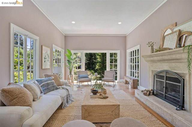 60 Glenwood Glade, Oakland, CA 94611 (#40951714) :: Blue Line Property Group