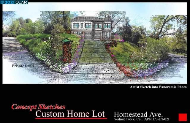 1316 Homestead Ave, Walnut Creek, CA 94598 (#40951903) :: Realty World Property Network