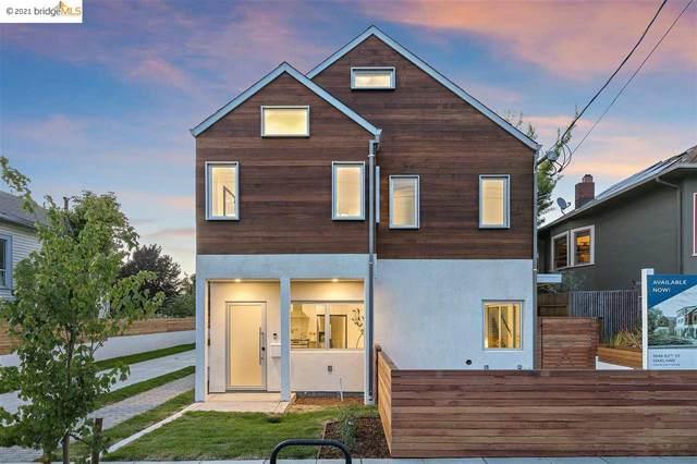 1048 62nd Street, #A A, Oakland, CA 94608 (#40952098) :: Blue Line Property Group