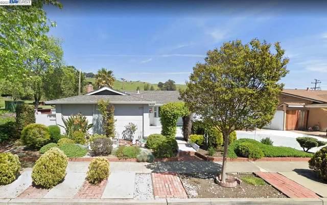 30536 Vanderbilt St., Hayward, CA 94544 (#40952531) :: MPT Property