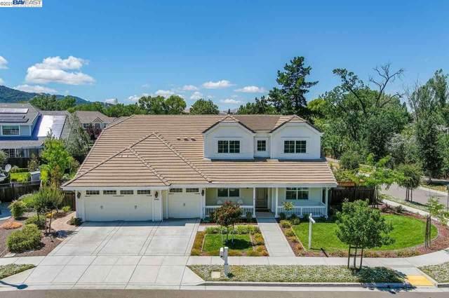5561 Calico Lane, Pleasanton, CA 94566 (#40952562) :: Blue Line Property Group