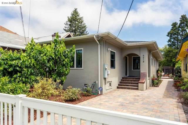 6618 Dana Street, Oakland, CA 94609 (#40952702) :: The Venema Homes Team