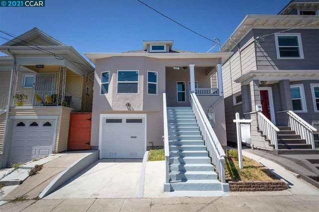 864 Arlington Ave, Oakland, CA 94608 (#40952782) :: MPT Property
