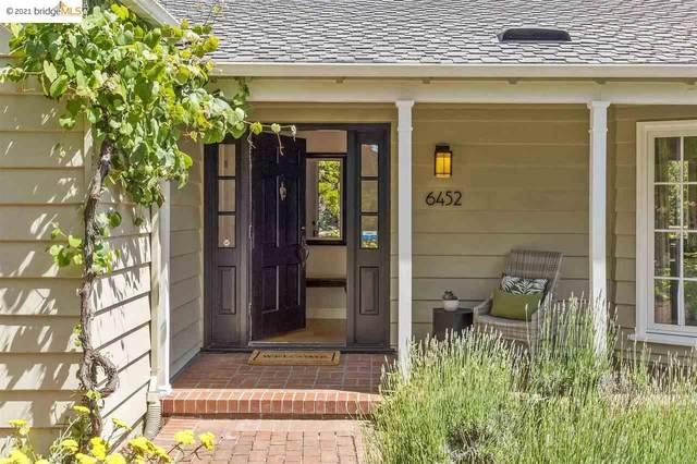 6452 Ascot Dr, Oakland, CA 94611 (#40952809) :: MPT Property