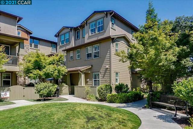 302 El Paseo Cir, Walnut Creek, CA 94597 (#40952819) :: Realty World Property Network