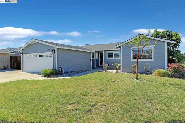 6473 Alvord Way, Pleasanton, CA 94588 (#40953030) :: Blue Line Property Group