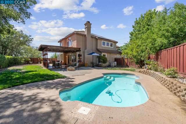 2055 Bluerock Ct, Concord, CA 94521 (#40953116) :: Blue Line Property Group