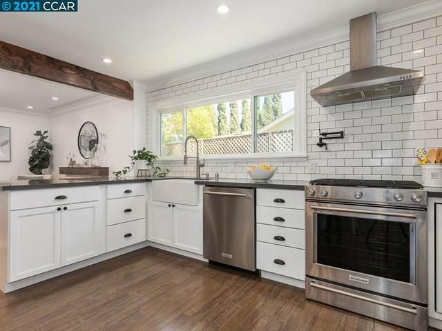 3608 Dumbarton St, Concord, CA 94519 (#40953284) :: The Venema Homes Team