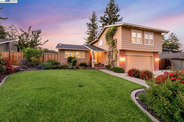 7731 Knollbrook Dr, Pleasanton, CA 94588 (#40953311) :: Armario Homes Real Estate Team
