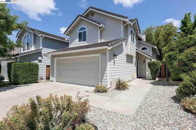 3046 Badger Dr, Pleasanton, CA 94566 (#40953377) :: MPT Property