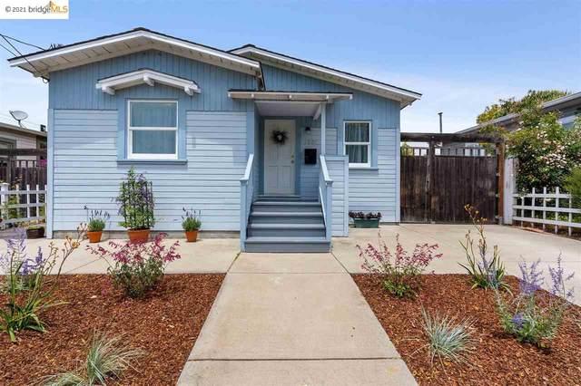 1007 Jones St, Berkeley, CA 94710 (#40953433) :: MPT Property