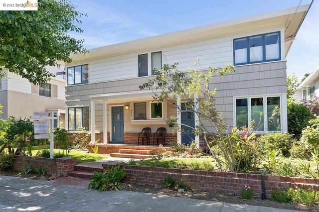 2421 Russell St #10, Berkeley, CA 94705 (#40953472) :: MPT Property