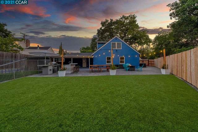 4207 Cobblestone Dr, Concord, CA 94521 (MLS #40953500) :: 3 Step Realty Group