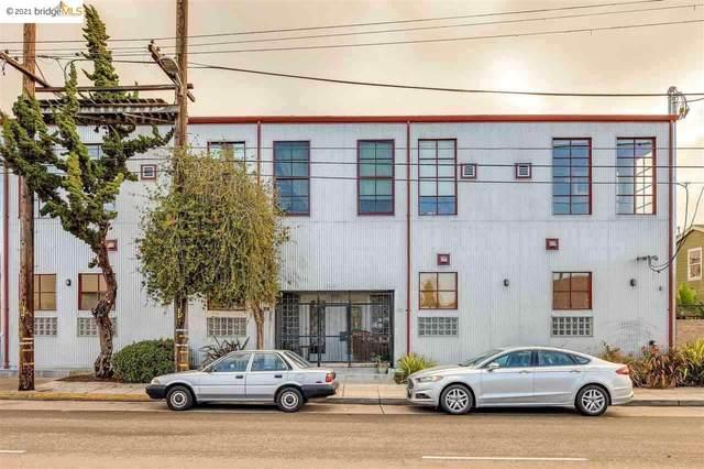 3110 Adeline St #118, Oakland, CA 94608 (#40953547) :: Armario Homes Real Estate Team