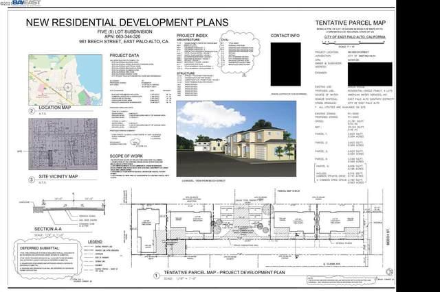 961 Beech Street, East Palo Alto, CA 94303 (#40953569) :: Real Estate Experts
