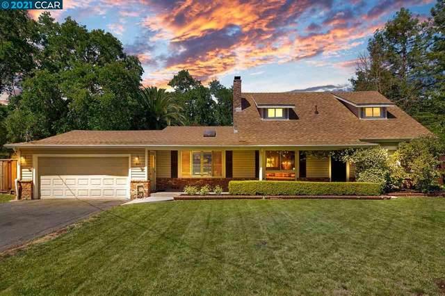 227 Angela Avenue, Alamo, CA 94507 (#40953589) :: Blue Line Property Group