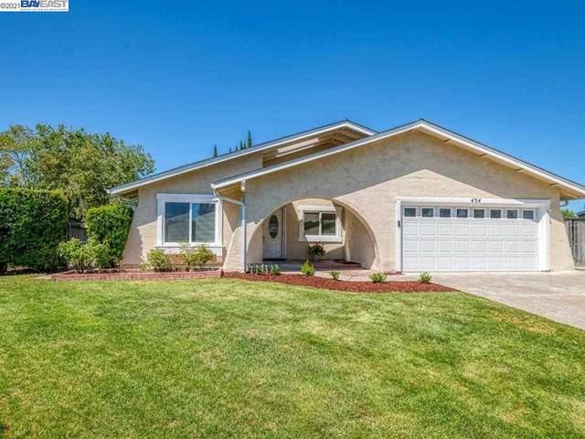 434 Yosemite Drive, Livermore, CA 94551 (#40953600) :: Blue Line Property Group