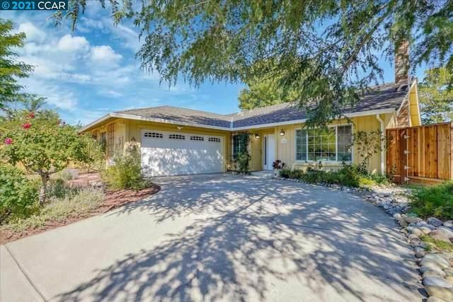 1359 Bent Tree Ln, Concord, CA 94521 (#40954078) :: Sereno