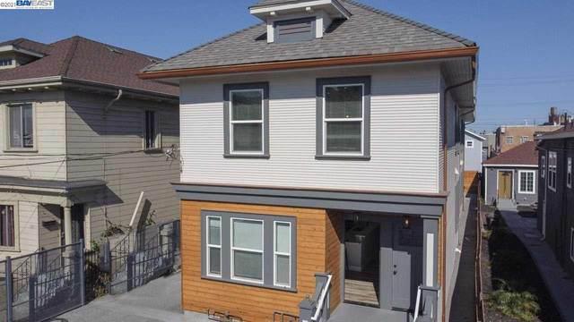 2839 Chestnut Street, Oakland, CA 94608 (#40954179) :: The Venema Homes Team