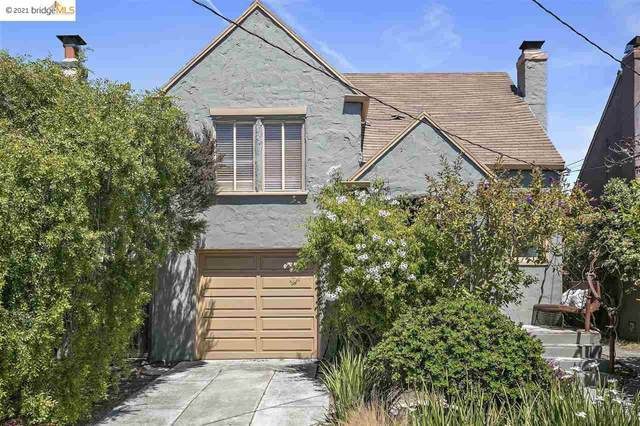 1057 Stannage Ave, Albany, CA 94706 (#40954290) :: Realty World Property Network