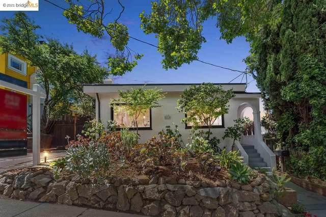 2715 Pleasant, Oakland, CA 94602 (#40954385) :: MPT Property