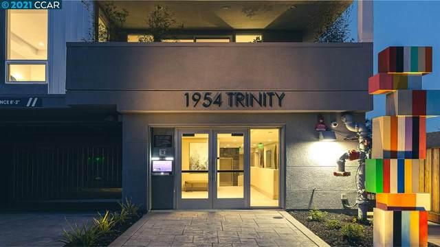 1954 Trinity Avenue #201, Walnut Creek, CA 94596 (#40954534) :: Blue Line Property Group