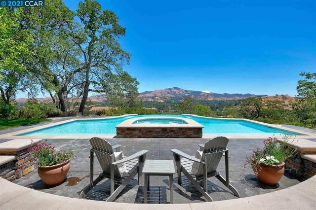 2451 Ridgewood Rd, Alamo, CA 94507 (#40954557) :: Swanson Real Estate Team | Keller Williams Tri-Valley Realty