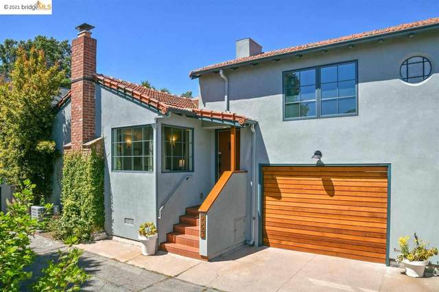 5323 Miles Ave, Oakland, CA 94618 (#40954690) :: MPT Property
