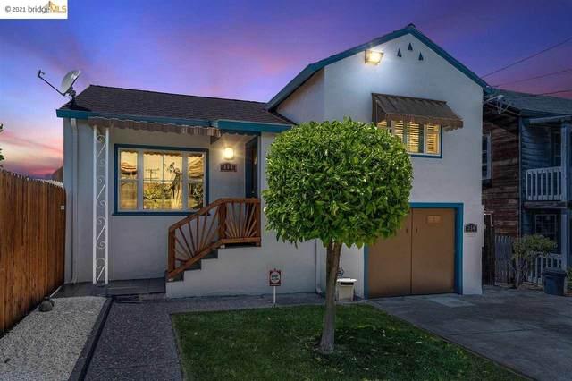 354 Napa Ave, Rodeo, CA 94572 (#40954765) :: MPT Property