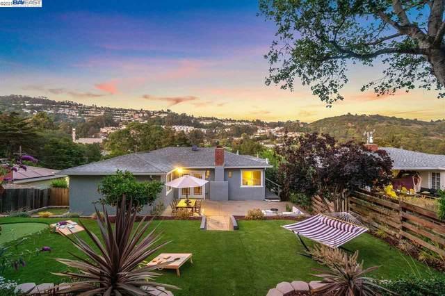 4235 Reinhardt Dr, Oakland, CA 94619 (#40955044) :: Real Estate Experts