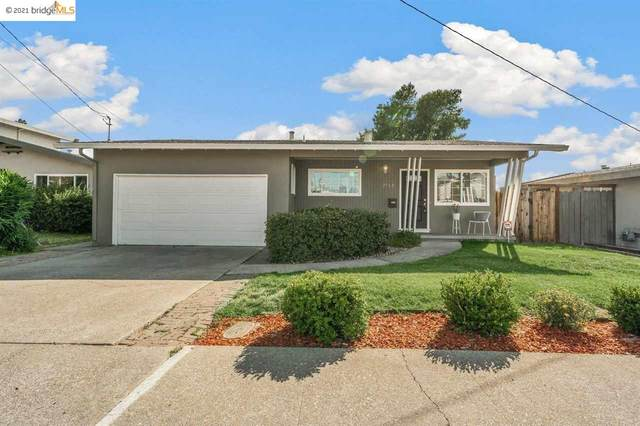 2568 Henry Ave, Pinole, CA 94564 (#40955093) :: Blue Line Property Group