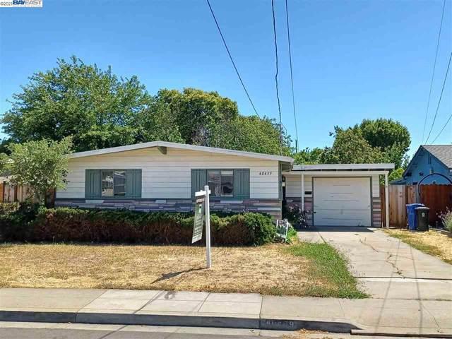 40439 Blanchard St, Fremont, CA 94538 (#40955403) :: Armario Homes Real Estate Team