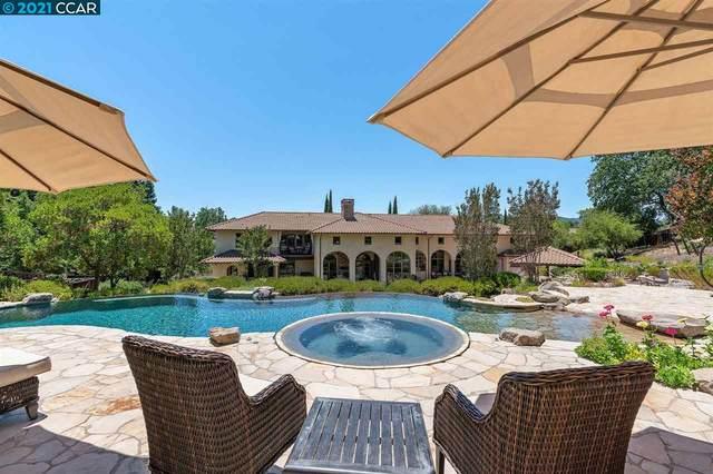 756 El Pintado Rd, Danville, CA 94526 (#40955906) :: Realty World Property Network