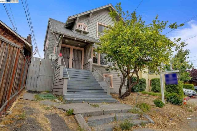 2637 13Th Ave, Oakland, CA 94606 (#40956824) :: Swanson Real Estate Team | Keller Williams Tri-Valley Realty